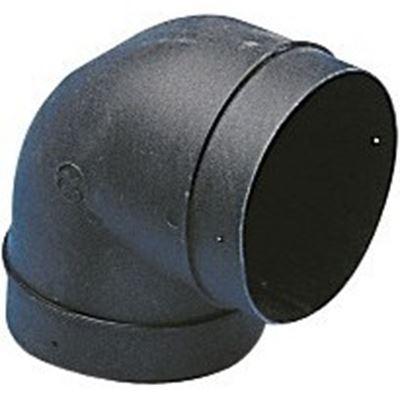 Truma curva a 90° per tubi 80mm