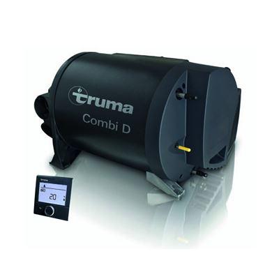 Truma Stufa Truma Combi 6 E CP Plus a Gas