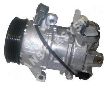 Compressore Mercedes/Mitsubishi/Smart/Mcc 13528
