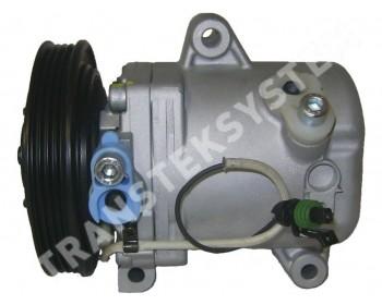 Compressore Mercedes/Smart/Mcc 13808