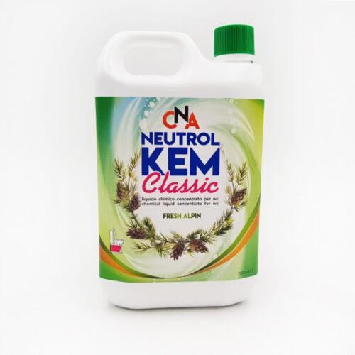 Neutrol Kem Classic fomato da lt. 2 profumo FRESH ALPIN