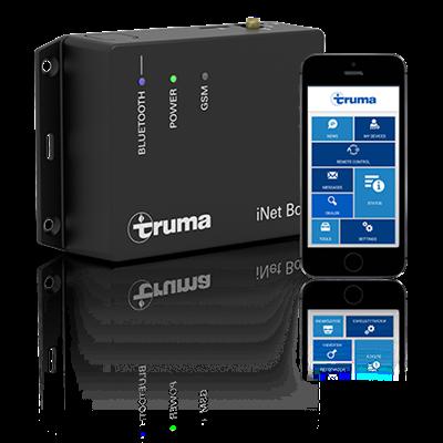 Unità Di Comando Remoto iNET Box Truma 705908