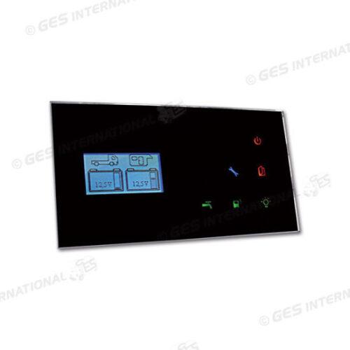 Pannello touch con schermo LCD senza cornice