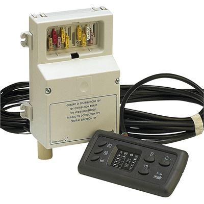 Sistema Comando E Controllo Impianto Elettrico PC 100