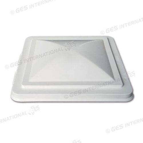 Cupola di ricambio bianca per VENT 40x40