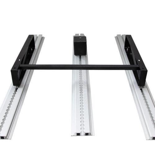 Kit di sollevamento 120mm per supporto cintura a 3 punti 595010