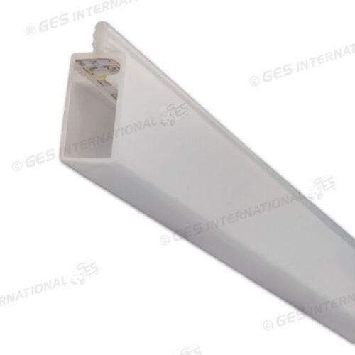 Profilo porta LED opale x fresata