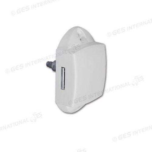 Serratura Push-Lock per l'anta di armadi e pensili,