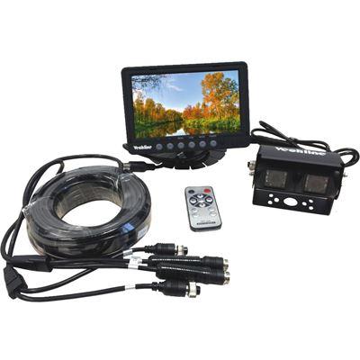 Kit monitor e telecamera