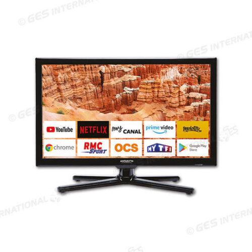 "Smart TV LED 18,5"" DVB-T2"