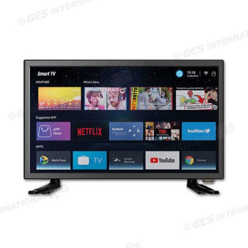 """Smart TV Antarion LED 22""""DVB-T2"""