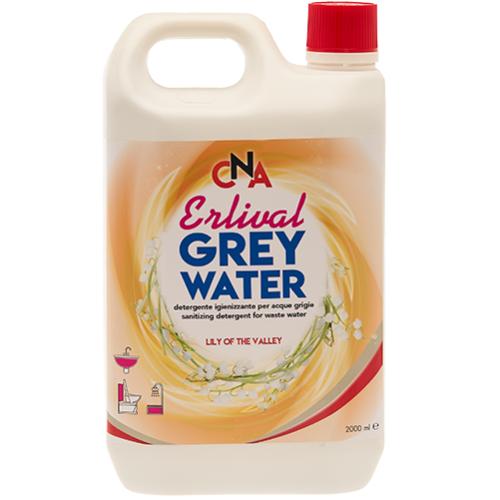 Erlival Grey Water formato da lt. 2 profumo MUGHETTO