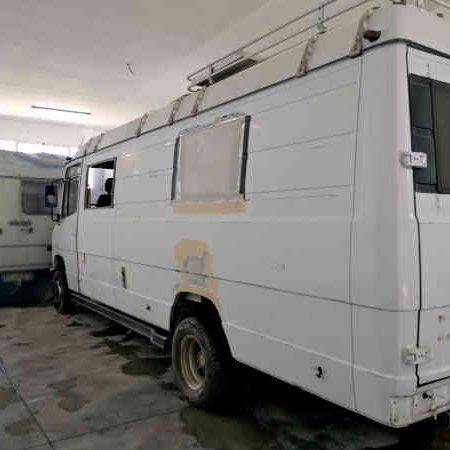 Mercedes Benz 614D Carrozzeria 04 - Mondo Camper