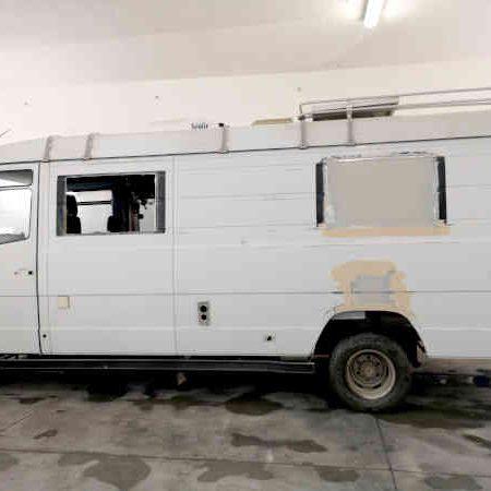 Mercedes Benz 614D Carrozzeria 05 - Mondo Camper