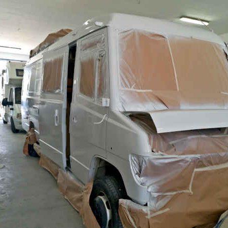 Mercedes Benz 614D Carrozzeria 11 - Mondo Camper